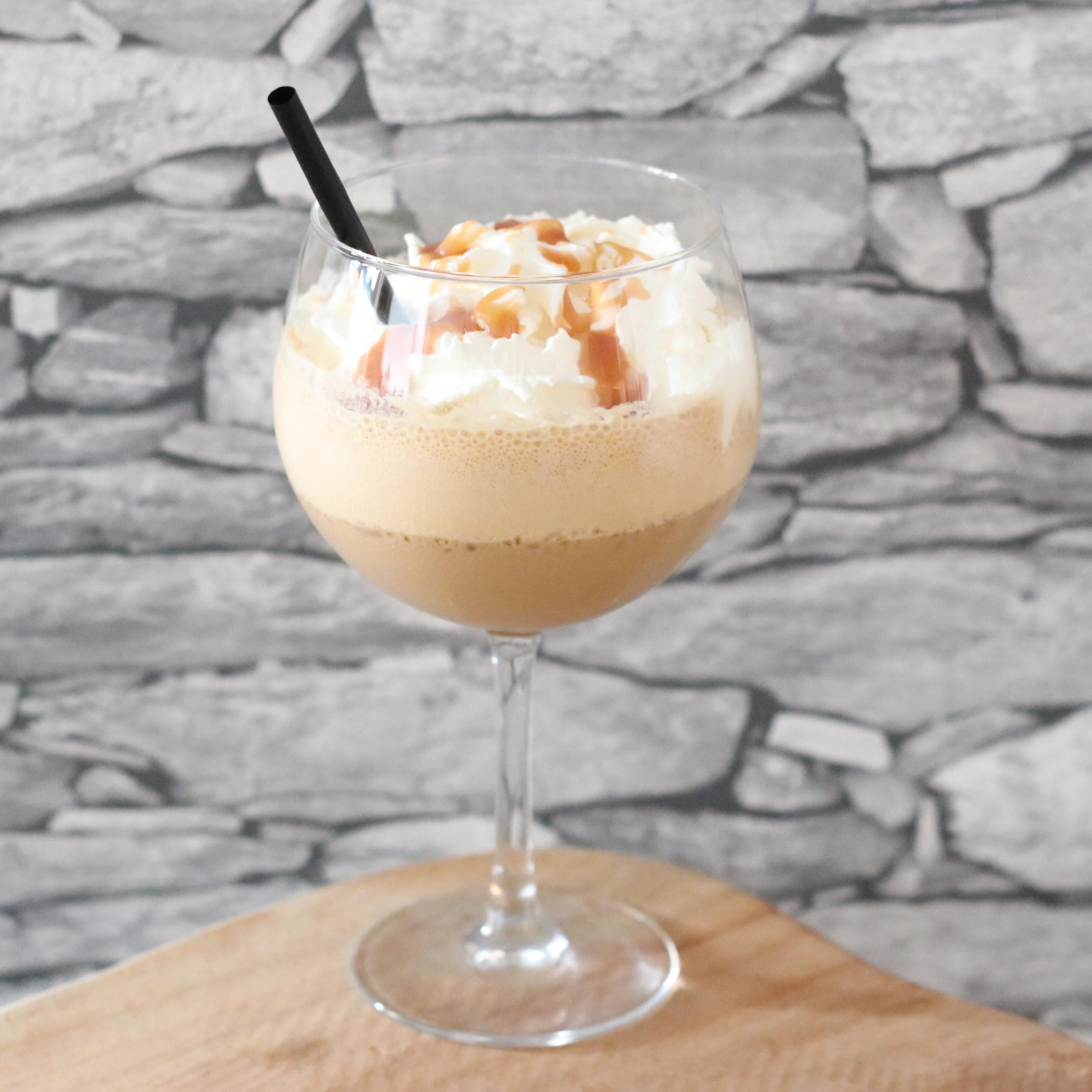 frappuccino karamel