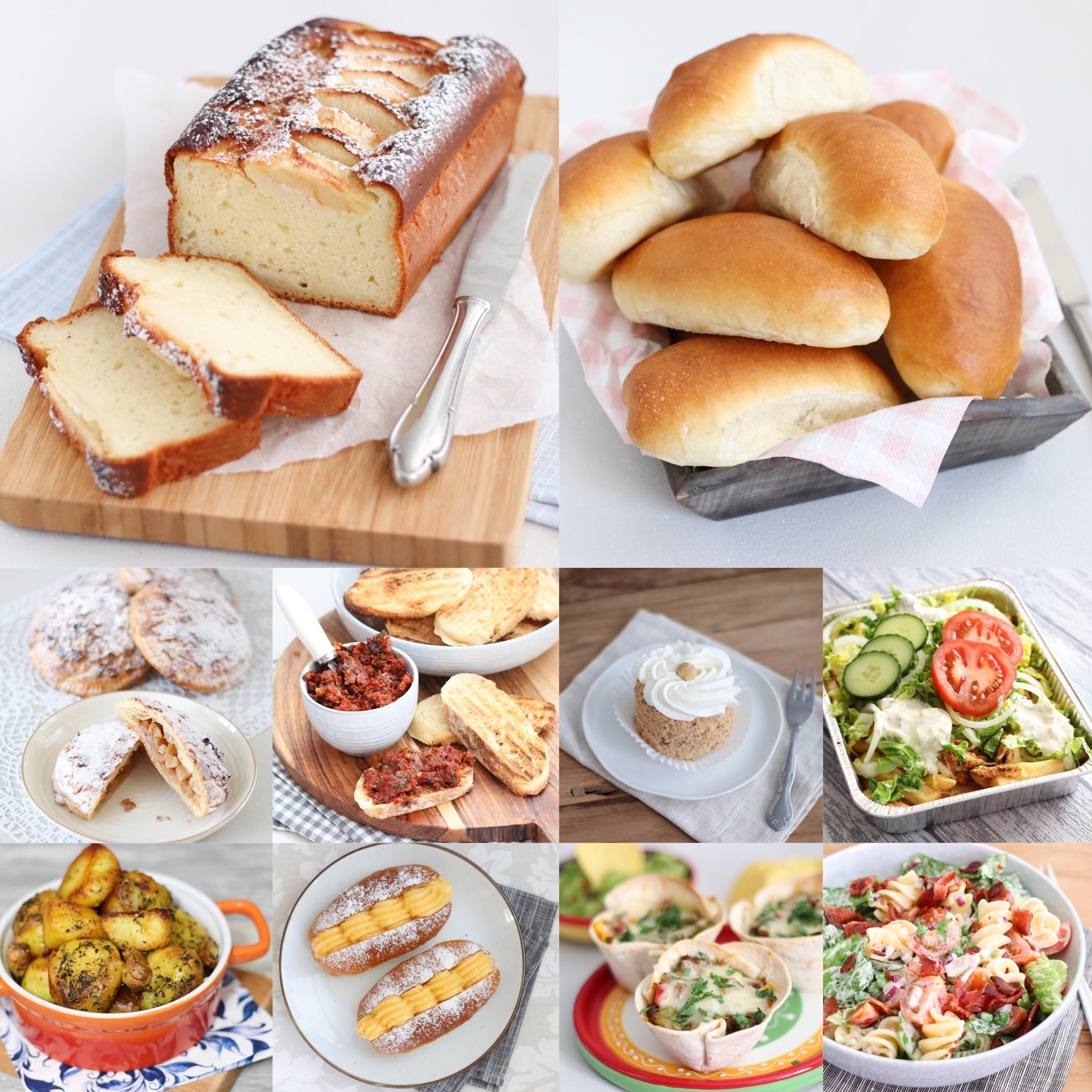 De 10 meest bekeken recepten van juli 2018