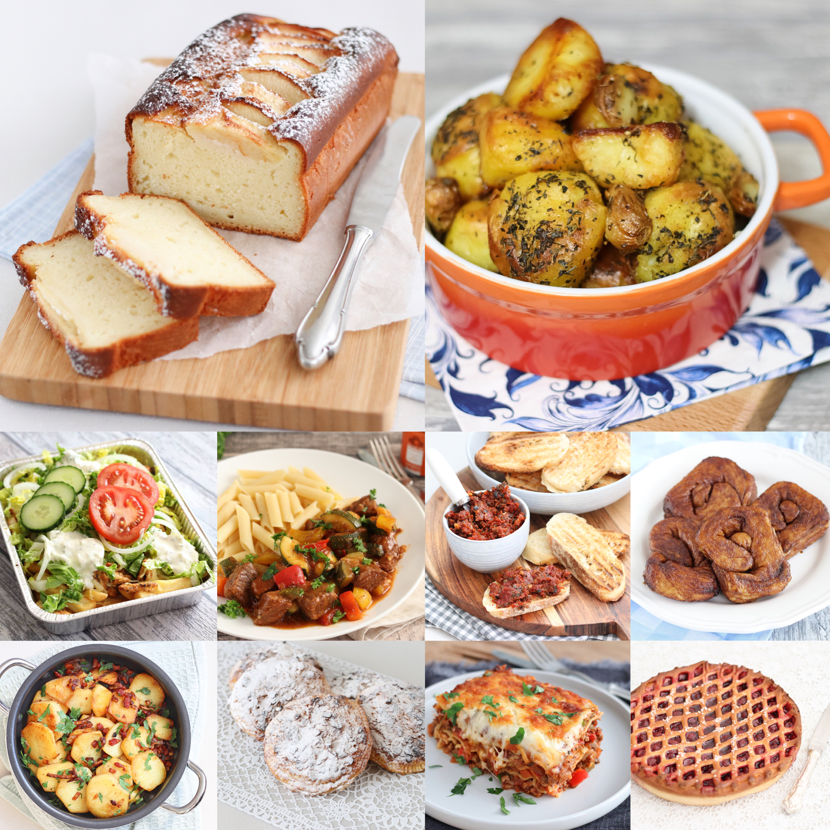 De 10 meest bekeken recepten van augustus 2018