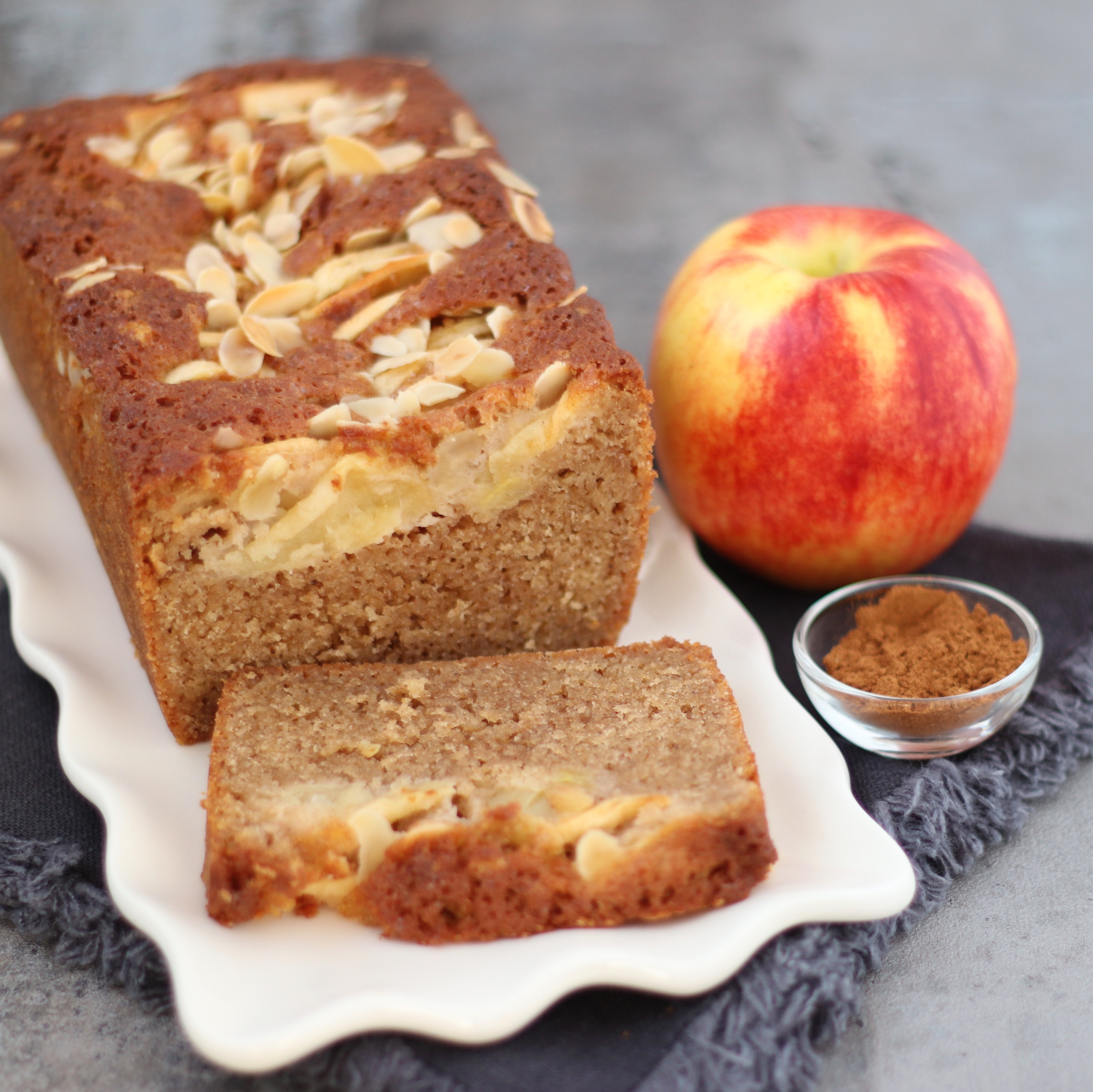 Appel-speculaascake