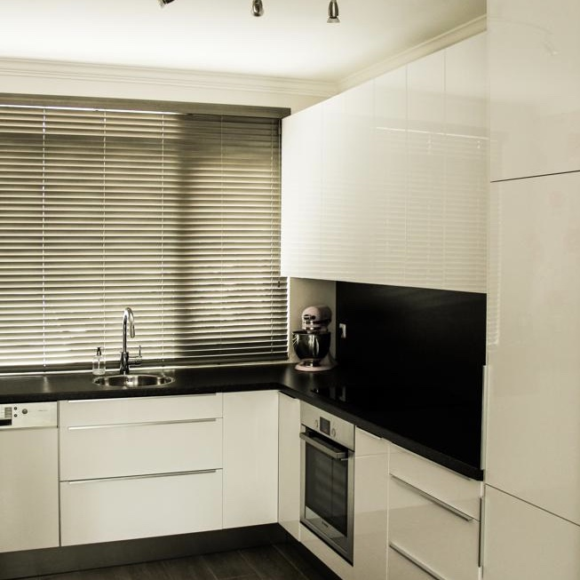 Ikea keuken hoogglans wit